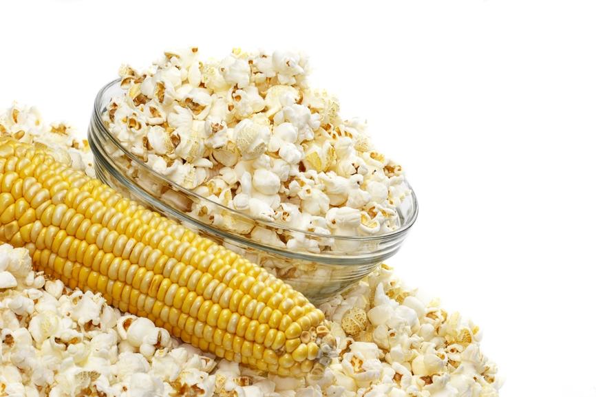 Попкорн из кукурузы в домашних условиях в микроволновке